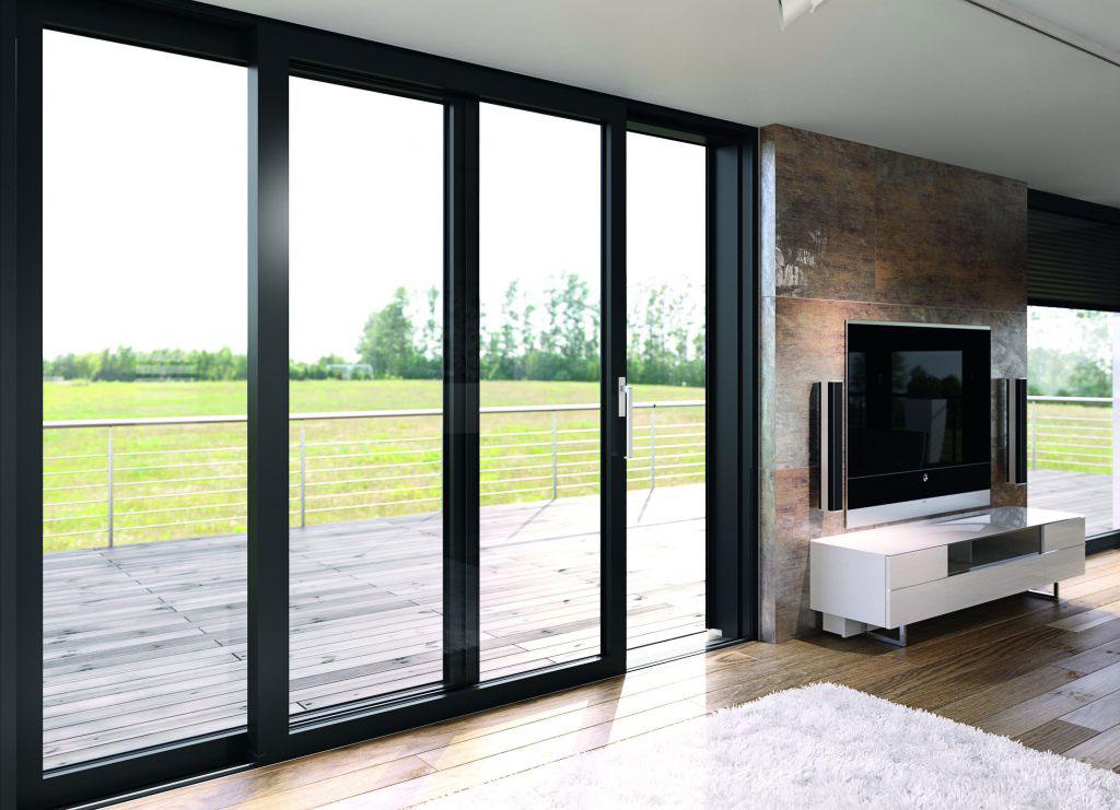 aluminiumfenster sicher und langlebig bei geringer wartung. Black Bedroom Furniture Sets. Home Design Ideas